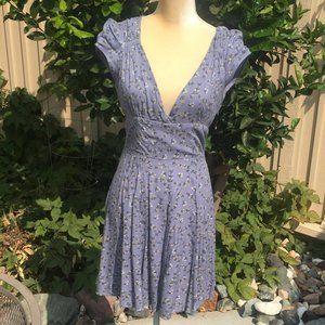 Denim and Supply Ralph Lauren open back mini dress